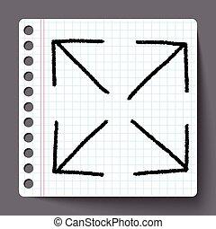 Doodle Enlarge