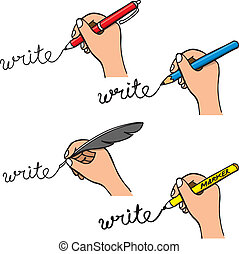 doodle handwriting