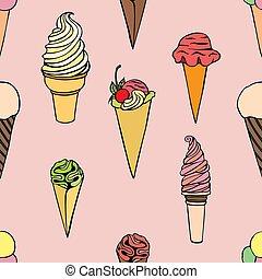 Doodle Ice cream