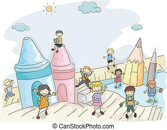 Doodle Kids Education