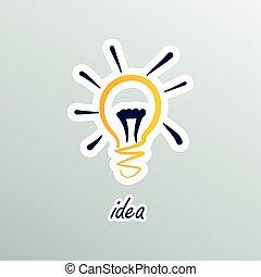 Doodle Lamp - Idea