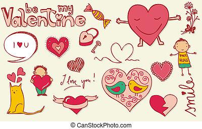 doodle, liefde