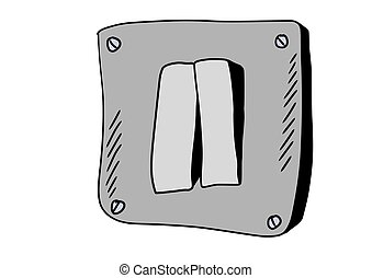 doodle light switch