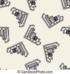 doodle, mapa
