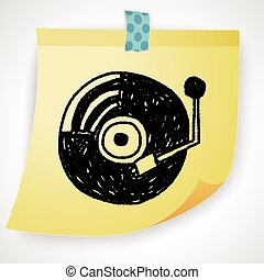 doodle music disk