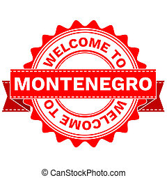 Doodle of WELCOME TO COUNTRY MONTENEGRO . JPEG . -...