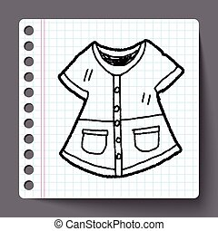 doodle, overfrakke