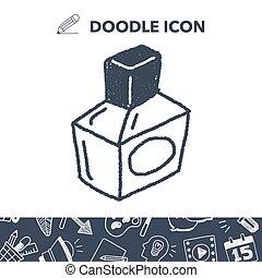 doodle, parfume