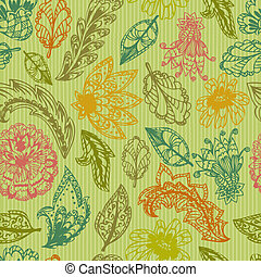 doodle pattern seamless