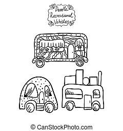doodle, recreacional, vehicles-5
