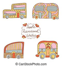 doodle, recreacional, vehicles-7