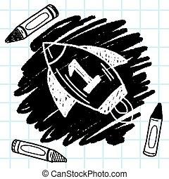 Doodle Rocket