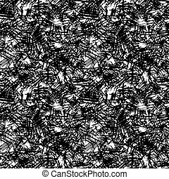 Doodle seamless pencil scribble pattern-model for design of gift packs, patterns fabric, wallpaper, web sites, etc.