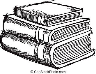 Doodle Sketch Books Illustration Art