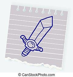 Doodle Sword