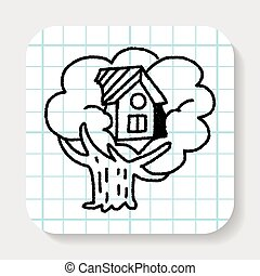 Doodle Treehouse