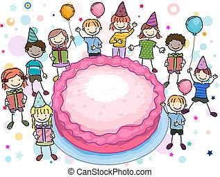 doodle, urodziny
