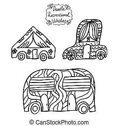 doodle, veículos recreacionais