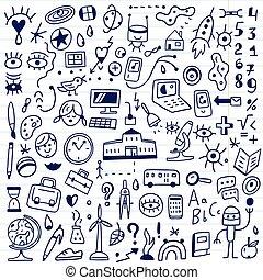 doodles, ιζβογις , θέτω , -
