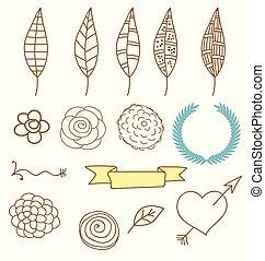 doodles, communie, natuur