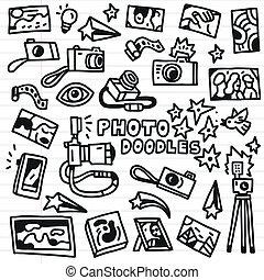 doodles, photographie