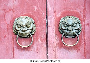 Door handle 2