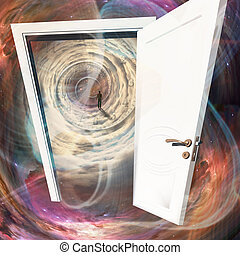 Door in time