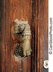 DOOR KNOCKER - Cypru
