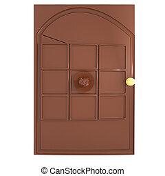 Door of dragon