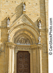 Door of the Cathedral