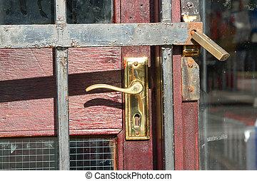 door., seguro