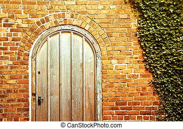 door., stary