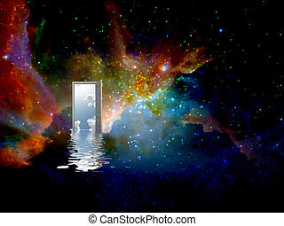 Door to another world