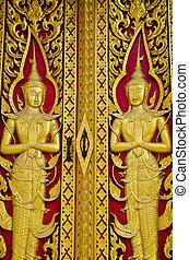 Door trim Thailand.