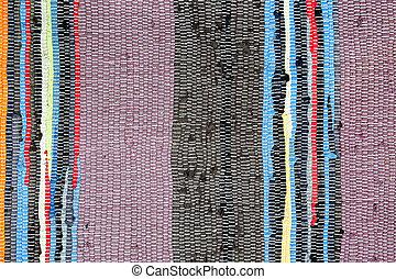 Doormat texture