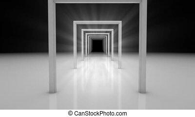 endless door