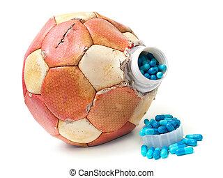 doping, ποδόσφαιρο