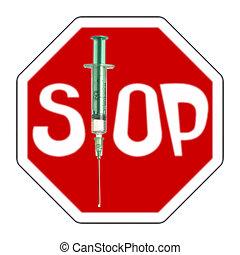 doping, σταματώ