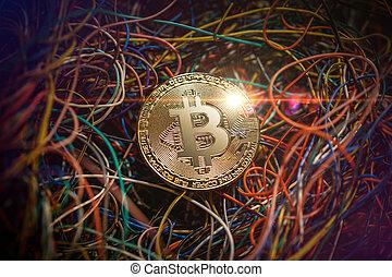 doré, bitcoin
