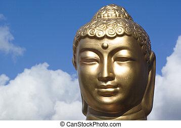 doré, buddha.