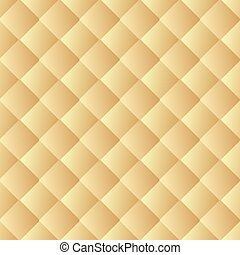 doré, cuir, pattern., seamless, texture, arrière-plan., vecteur