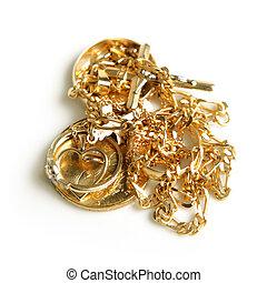 doré, jewelery