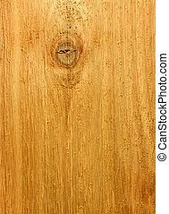 doré, lamber, rustique, arrière-plan., panneau bois