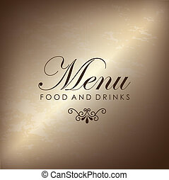 doré, menu