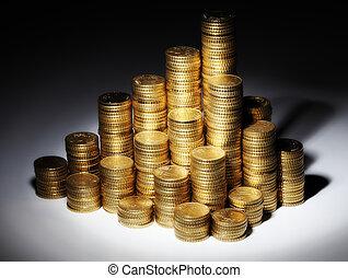 doré, monnaie