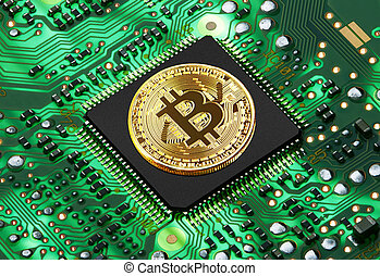 doré, processeur, bitcoin