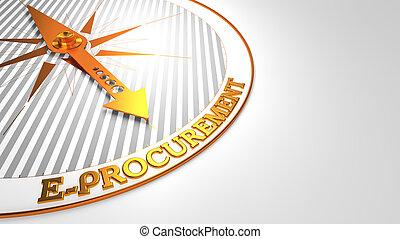 dorado, blanco, compass., e-procurement
