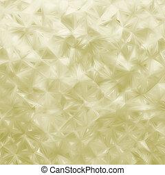 dorado, elegante, mosaico, fondo., eps, 8