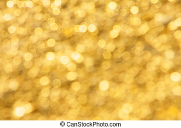 dorado, luz, plano de fondo