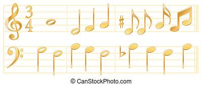 dorado, música